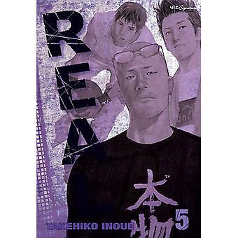 Real - bind 5 af Takehiko Inoue - 9781421519937 bog