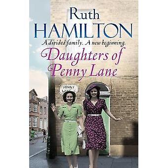 Tyttärien Penny Lane Ruth Hamilton - 9781447283607 kirja