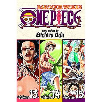One Piece Baroque Works 13-14-15