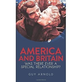 L'Amérique et la Grande-Bretagne: existait-il déjà une relation particulière?