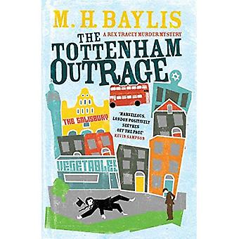 The Tottenham Outrage (Rex Tracey 2)