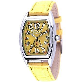 Zeno-watch mens watch tonneau retro shell 6 8081-6n-s9