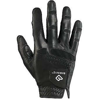 Bionic Men's StableGrip Natural Fit Right Hand Golf Glove - Black