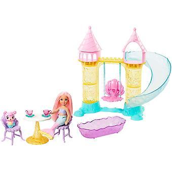 Barbie FXT20 Dreamtopia Chelsea havfrue dukke, Merbear