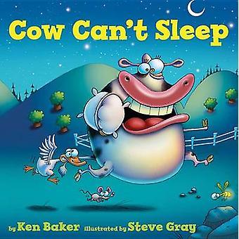 Cow Can't Sleep by Ken Baker - 9780761461982 Book
