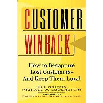 Customer Winback - How to Recapture Lost Customers and Keep Them Loyal