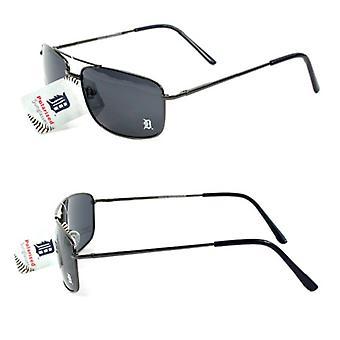 Detroit Tigers MLB Polarized Metal Frame Sunglasses