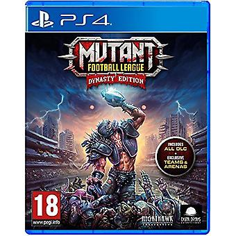 Mutant Football League Dynasty Edition PS4 Game
