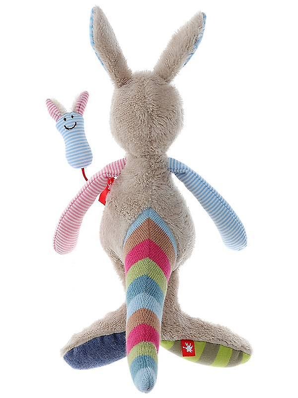 Sigikid Plush toy kangaroo Patchwork Sweety