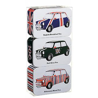 Heritage Cars thee tin Gift Pack (jfcarset) door British Heritage Cars™