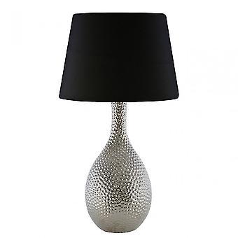 Premier Home Julius Table Lamps, Silver