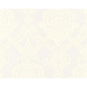 A.S. criação como criação rebanho damasco padrão papel de parede metálico gravado Motif 554932