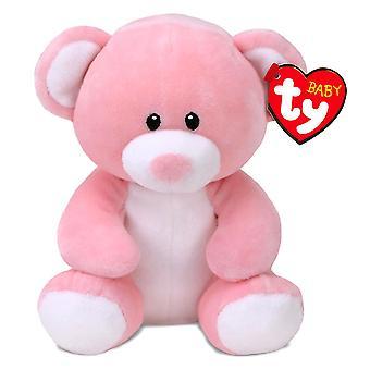 TY Baby Princess Pink Bear Stor Gosedjur Plysch Mjukis 42cm