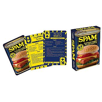 Playing Card - Spam - Recipes Poker Licensed Gifts Toys 52232