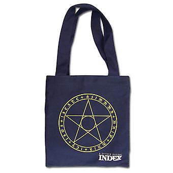 Tote Bag - Certain Magical Index - New Index Magica Toys Anime Licensed ge11707
