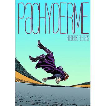 Pachyderme by Frederik Peeters - 9781906838607 Book