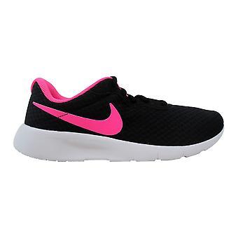 Nike Tanjun Black/Hyper Pink-White 818384-061 Grade-School