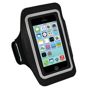 Pulsera deportiva para Apple iPhone 8 Plus/7 Plus Black