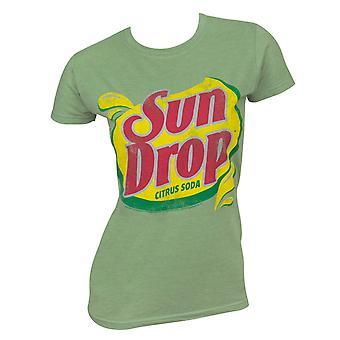 Sun Drop tee-shirt féminin
