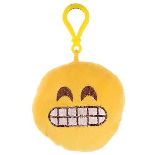 Grimace Emoji Key Ring