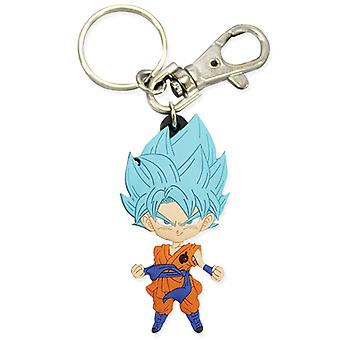Brelok - Dragon Ball Super - SD Super Saiyan Blue Goku Pose ge85441