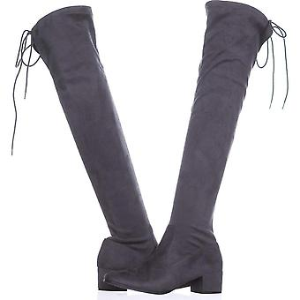 Chinese Laundry Womens Mystical Suede Almond Toe Knee High Fashion Boots