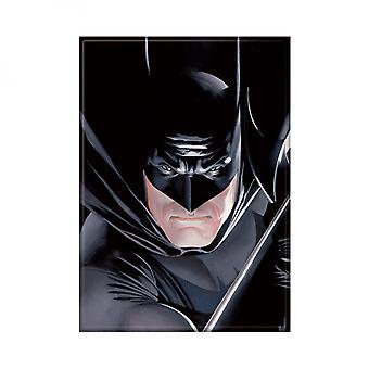 Imán de máscara de Batman