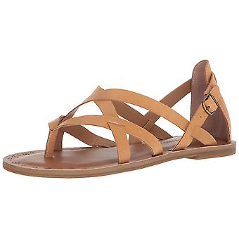 Lucky Brand Womens Ainsley Leather Split Toe Casual Ankle Strap Sandals