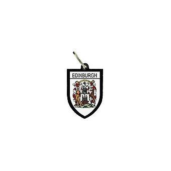 Ovi Cles näppäimet CLE lippu kokoelma City Blason Edinburgh Skotlanti