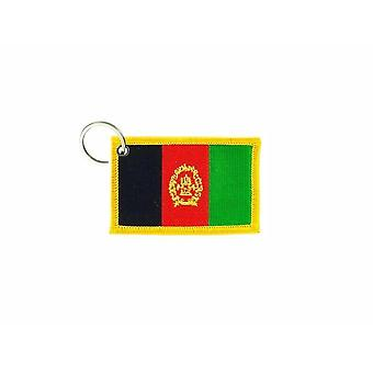 Cle Cles Key Brode Patch Ecusson Abzeichen Flagge Afghanistan Afghan