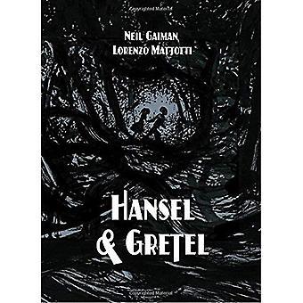 Hansel & Gretel Deluxe Edition HC (Toon)