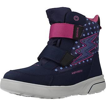 Geox laarzen J Sveggen meisje B ABX kleur C4m8d