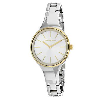 Ted Lapidus Women's Classic Silver Dial Watch - A0722BBIW