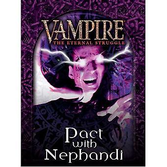 Pactul de Sabat cu Nephandi! Tremere preconstruitdeck vampir lupta eternă