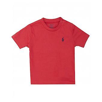 Polo Ralph Lauren Kinderbekleidung Rundhals Logo T-shirt