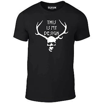 Questa è la mia t-shirt di design