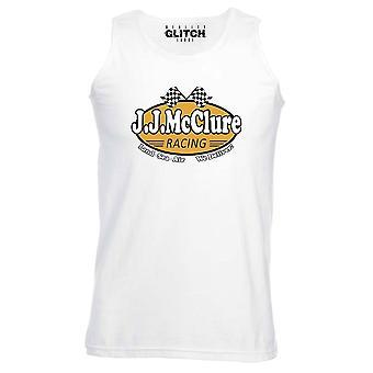 JJ McClure Racing Cannonball Mens colete