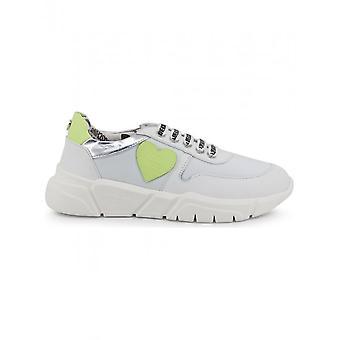 Love Moschino - Schuhe - Sneakers - JA15203G17IN_310A - Damen - white,palegreen - 41