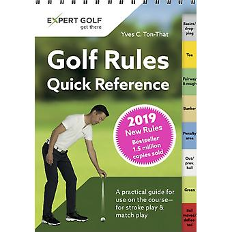 Golf Rules Quick Reference  10Pack by Yves C Ton That