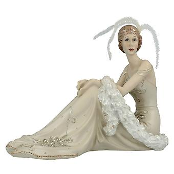 Lesser & Pavey Charleston Lady Figurine LP24031
