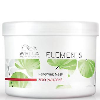 Wella elements renew mask 500ml
