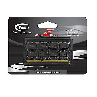 Grupo da equipe 4Gb Ddr3L 1600 Mhz Pc3L 12800 204 Pin Sodimm Cl11