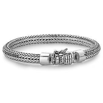 Buddha To Buddha J150 E Ellen XS Silver Size E Bracelet
