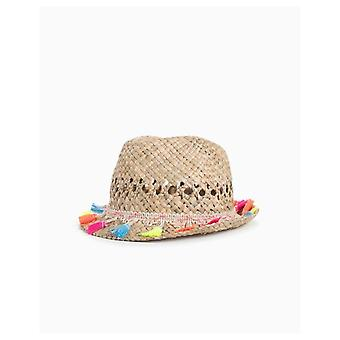 Cintas Zippy Straw Hat