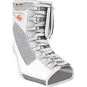 Shock Doctor Ultra Gel Lace Ankle Support - White