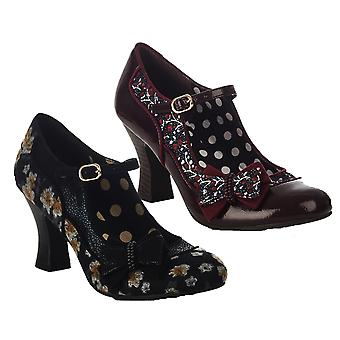 Ruby Shoo Femmes apos;s Camilla Mid Heel Mary Jane Chaussures