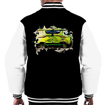 Motorsport Images Aston Martin Vantage AMR Lynn Adams Men's Varsity Jacket