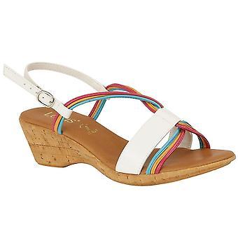 Lotus Carrara naisten Wedge Heel sandaalit