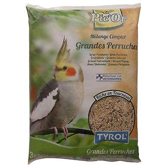 Tyrol Pic'Or Large Parakeet/Budgie Mix (Birds , Bird Food)