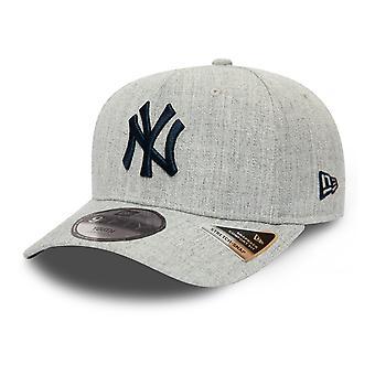 Nova Era 955 Stretch-Snap KIDS Cap - NY Yankees heather